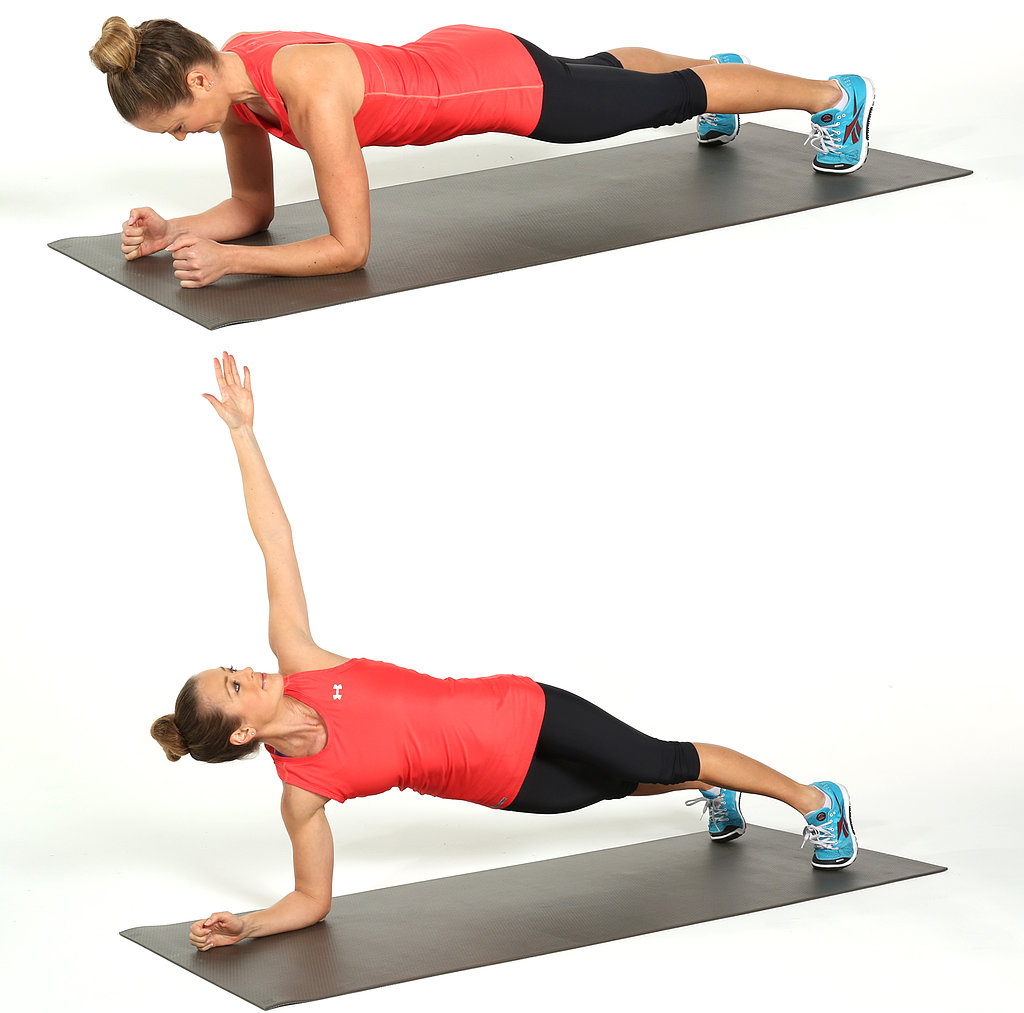 Elbow-Plank-Rotate