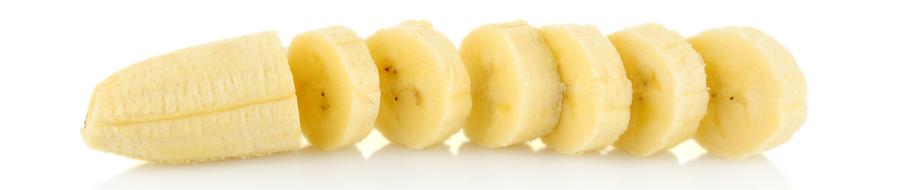 Банан без кожуры