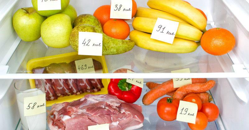 Рацион на 1200 калорий