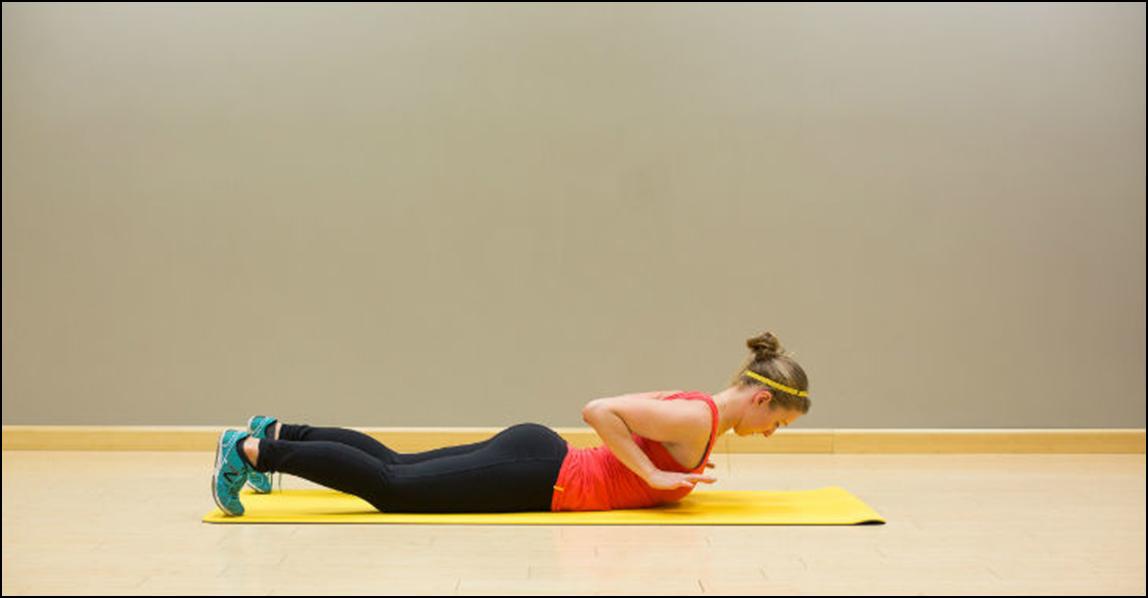 Растяжение спины