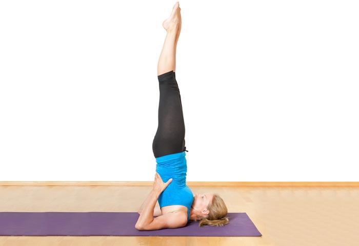 Йога для увеличения веса