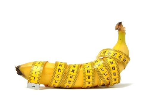 Сколько калорий в бананах
