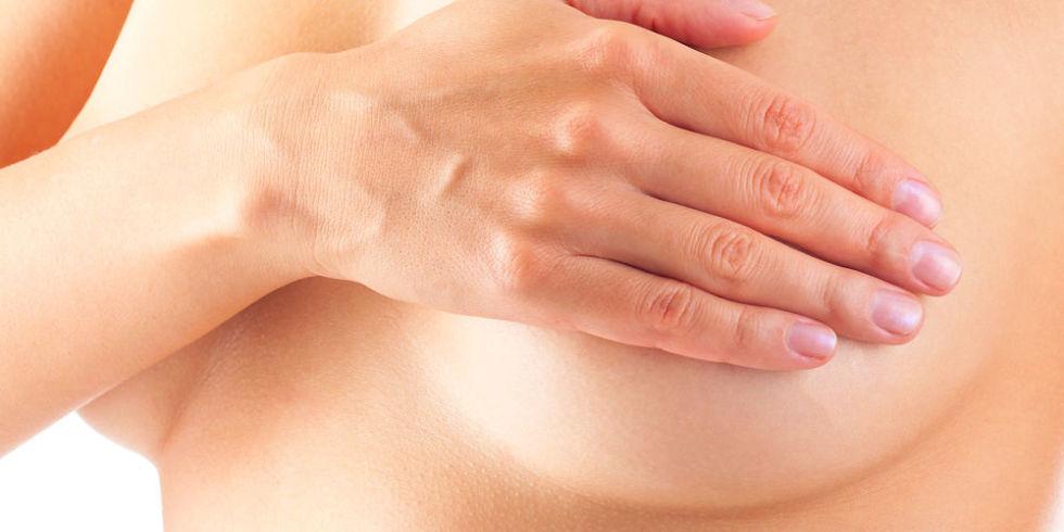 Нащупала уплотнение в молочной железе