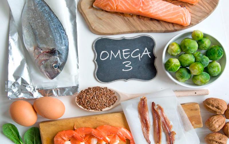 продукты содержащие омега 3 жирные кислоты