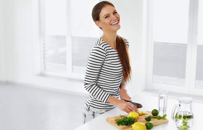Как приготовить лимонад для похудения