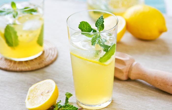 Лимонад для похудения